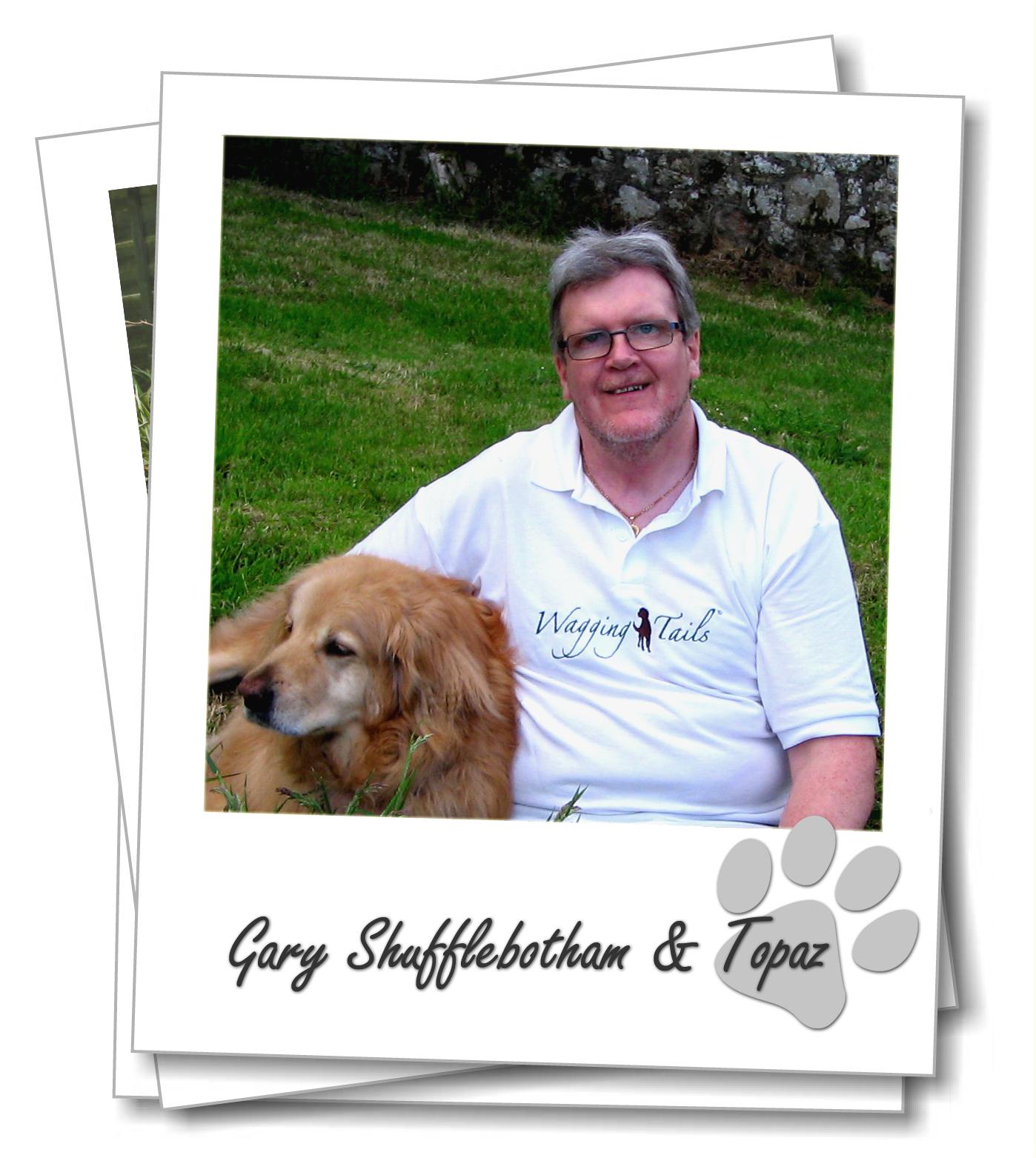 Gary Shufflebotham and Topaz