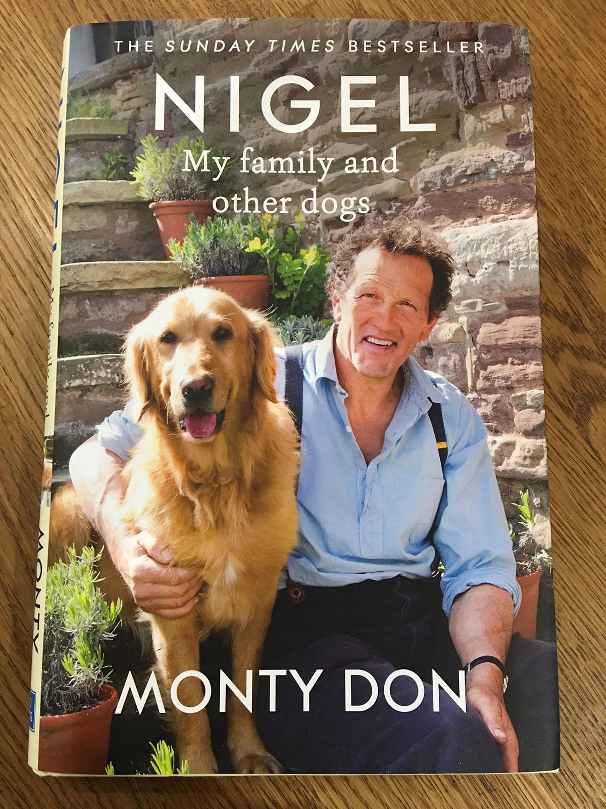 Nigel, My Family and Other Dogs by Monty Don