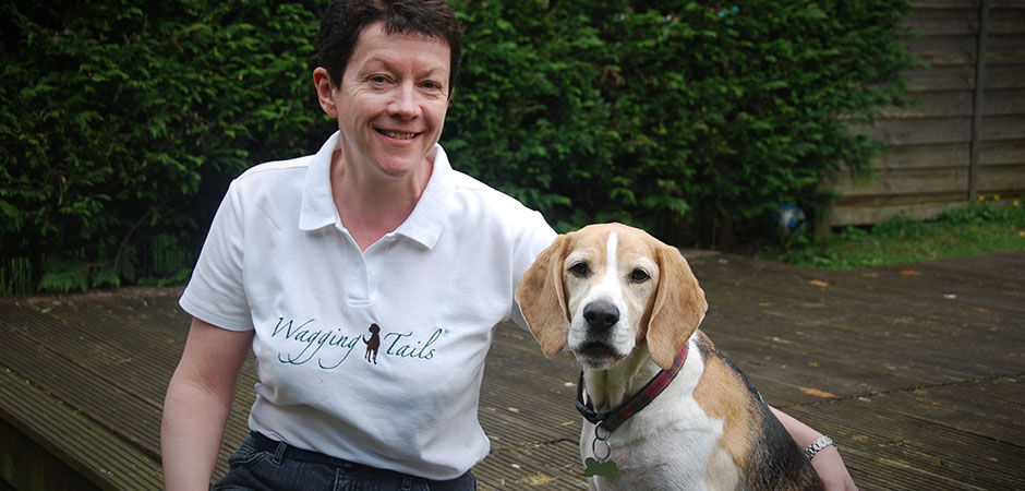 Wagging Tails Franchisee Hilary Coates