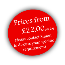 Buckinghamshire Dog Boarding Prices from £22.00