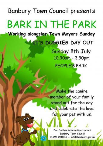 Bark in the Park Banbury 2018