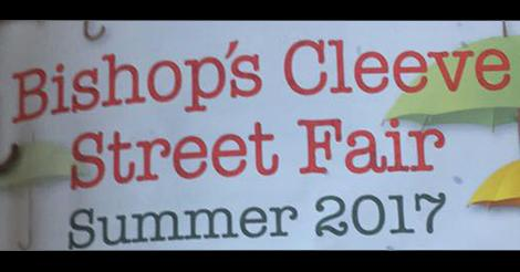 Bishop's Cleeve Street Fair 2017