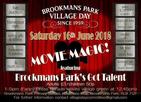 Brookmans Park Village Day 2018