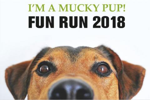 Mucky Pup Fun Run 2018