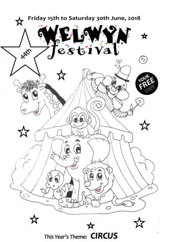 2018 Welwyn Festival Family Fun Day