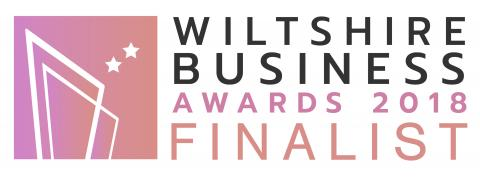Wiltshire Business of the Year Award 2018 Logo