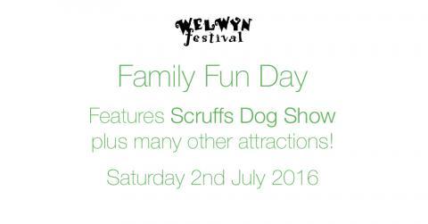 Welwyn Festival Family Fun Day 2016
