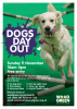 Wood Green the Animals Charity Dogs Day Out! Sunday 11th November 2018